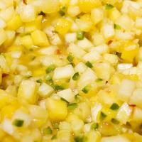 Ananas en mango confituur