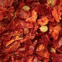 Rode pepervlokken