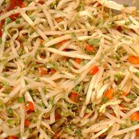 Sojascheutensalade