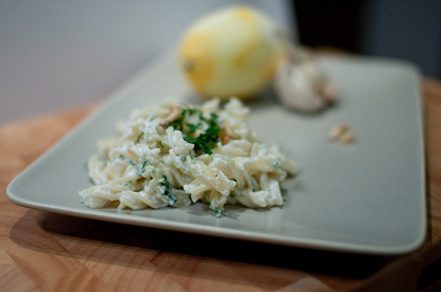 pastaricottametgremolata
