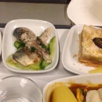 Eten op de trein