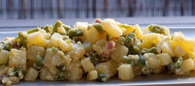 aardappelsla