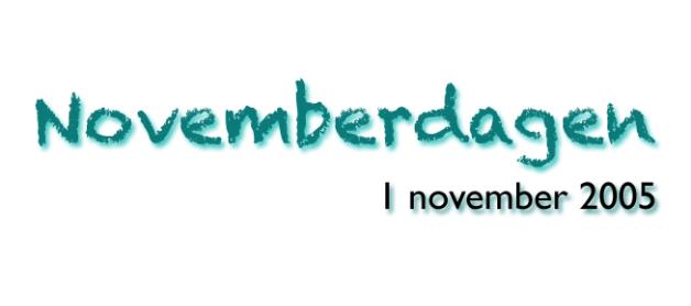 novemberdagen0111