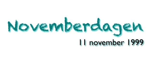 novemberdagen1111