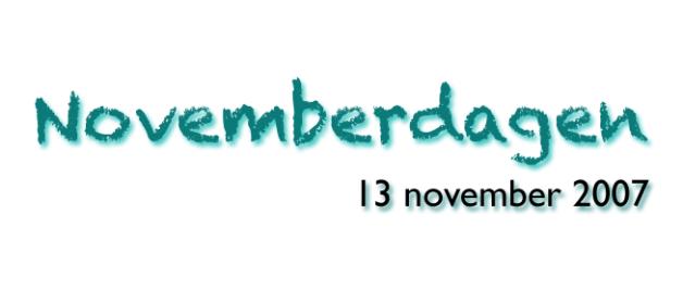 novemberdagen1311